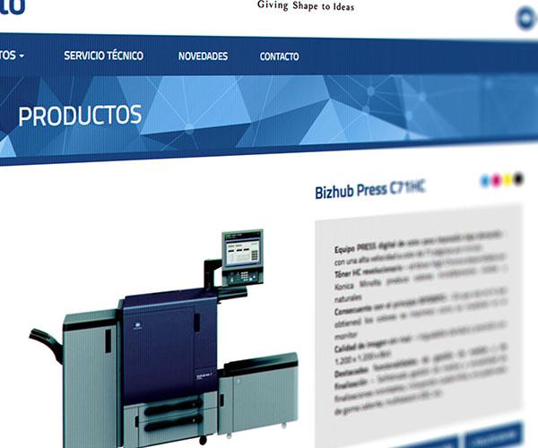 diseño web - mananto