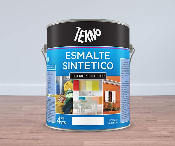 diseño packaging - tekno